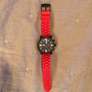 Men's Fossil Watch JR1422 Nate Chronograph